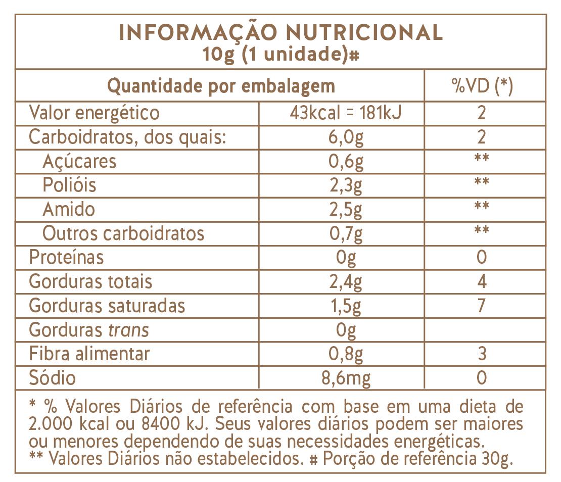 Carob House - Alfarroba com Biscoito de Arroz Integral 100g