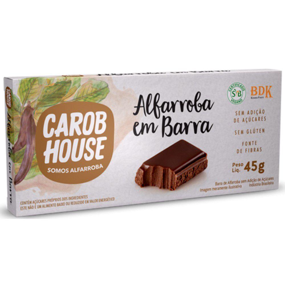 Carob House - Alfarroba em Barra 45g