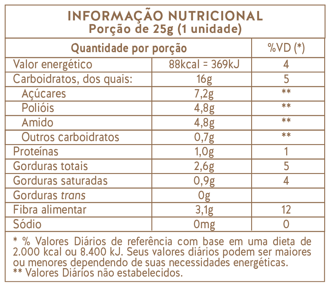 Carob House - Barrinha Alfarroba com Damasco e Nozes 25g