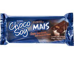 Choco Soy Mais Olvebra (62g.)