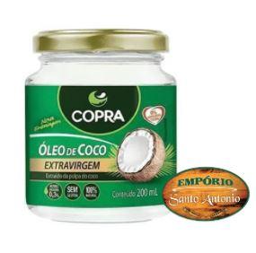 Copra - Óleo de Coco Extravirgem 200ml
