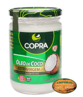 Copra - Óleo de Coco Extravirgem 500ml
