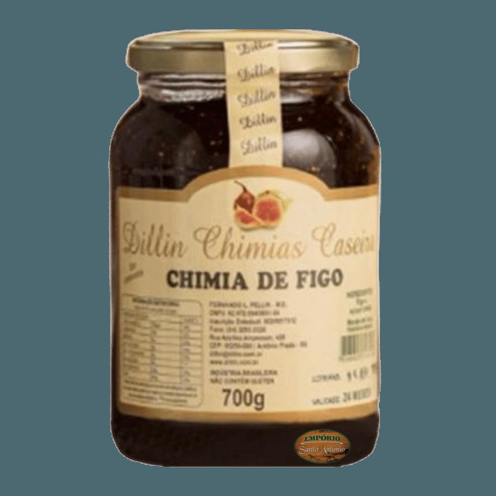 Dillin Chimias Caseira - Chimia de Figo 320g
