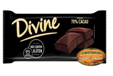 Divine- Chocolate 70% Cacau 90g