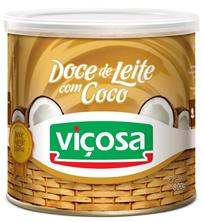 Doce De Leite Viçosa Coco  - (Lata 400 Gr.)