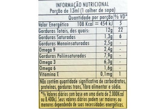 Duom - Óleo De Linhaça 250 ml