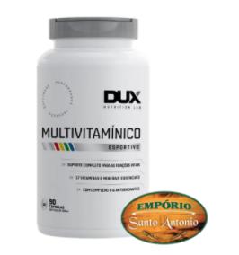 DUX - Multivitamínico Esportivo 90 Cápsulas