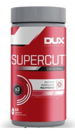DUX - Supercut Original 60 Cápsulas