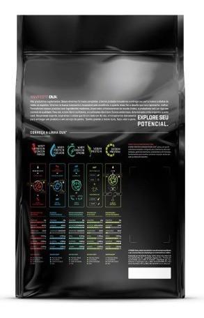 DUX - Whey Protein Concentrado - Pote 1800g
