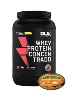 DUX - Whey Protein Concentrado  -Pote 900g
