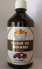 Elixir de Inhame Extrato Real Gold (500ml.)