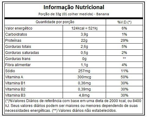 Essential - Beef Protein Banana com Canela 462g