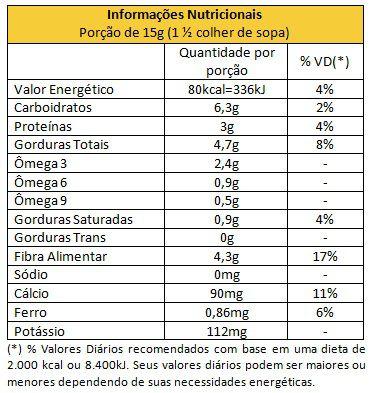 Giroil - Farinha de Chia Integral 250g