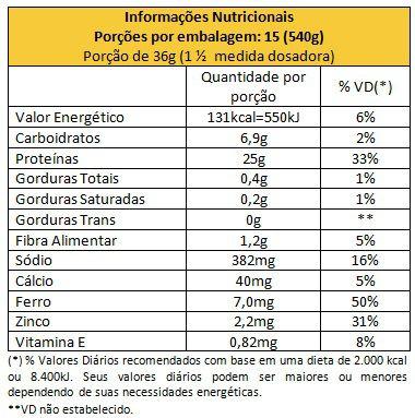 Giroil - Proteína de Ervilha com Cacau Pea Protein 540g