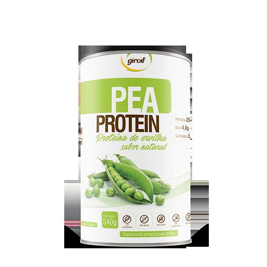 Giroil - Proteína de Ervilha Pea Protein 540g