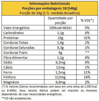 Giroil - Proteína do Arroz Rice Protein 540g