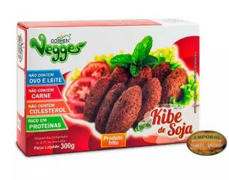 Goshen - Kibe de Soja 300g