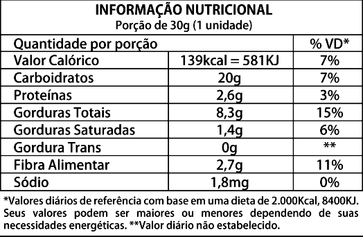 Hart's Natural -Super MIx  Barra de Cereal 30g