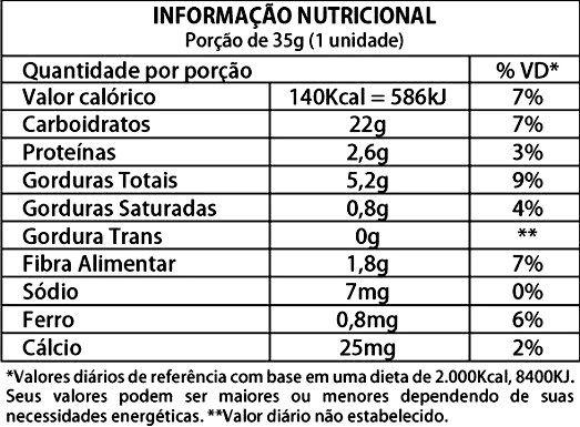 Hart's Natural - Vita Sete Barra de Cereal 30g