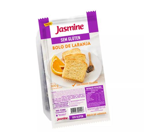 Jasmine - Bolo de Laranja 300g