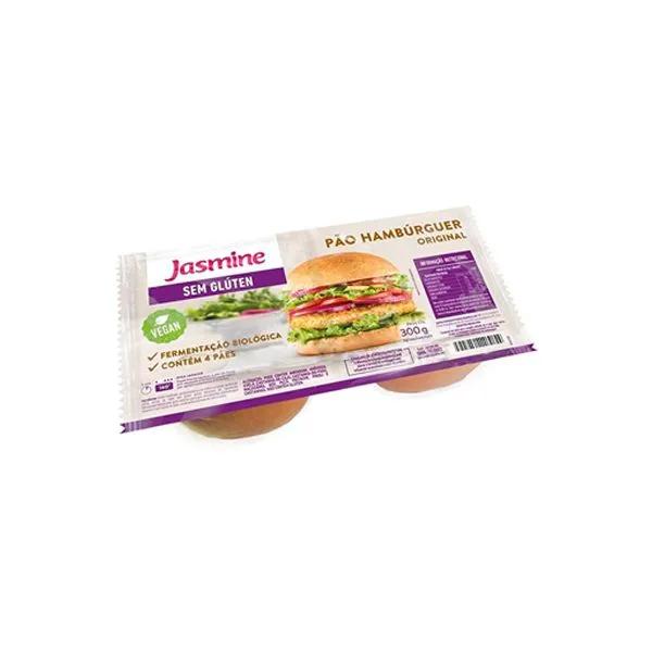 Jasmine - Pão de Hambúrguer Original 300g