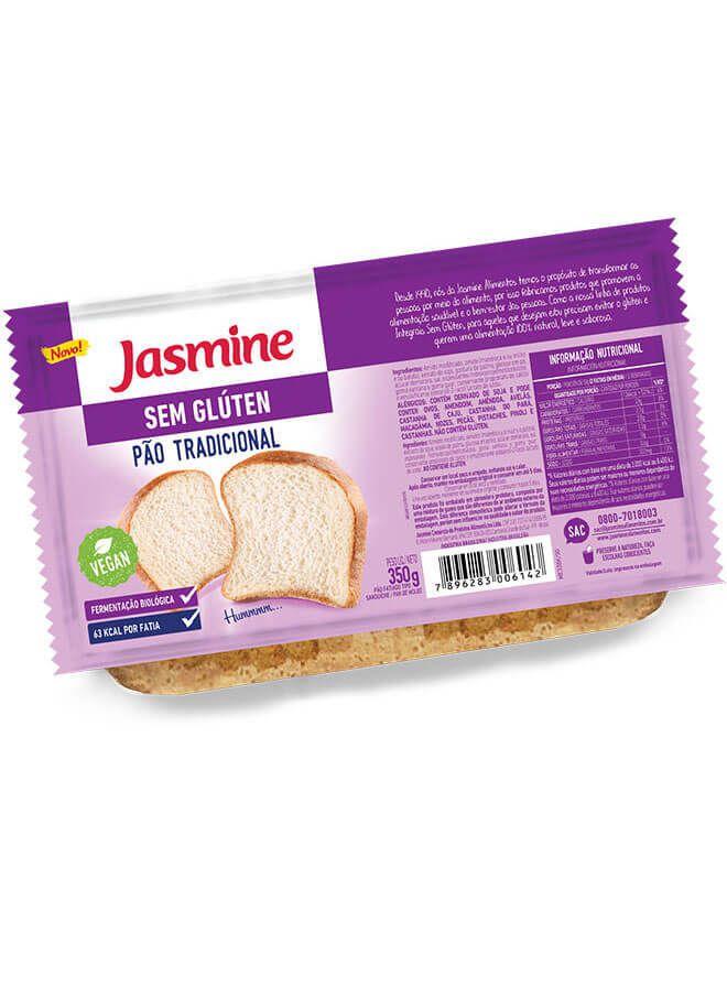 Jasmine - Pão Tradicional 350g