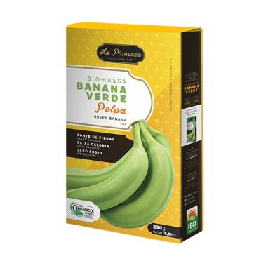 La Pianezza - Biomassa Banana Verde 250g