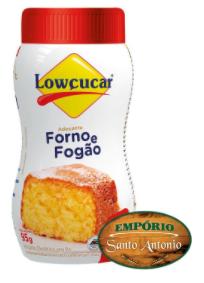 Lowçucar - Adoçante Forno e Fogão 95g