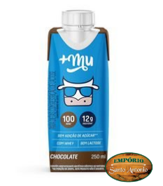+ Mu - Shake de Chocolate 250ml