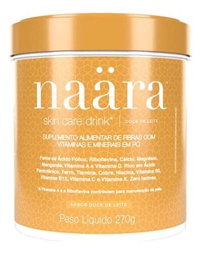 Naära - Colágeno Hidrolisado Skin Care drink Doce de Leite 270g