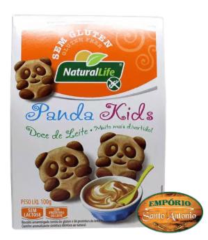 Natural Life - Panda Kids Doce de Leite 100g
