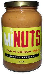 Pasta de Amendoim MiNuts -Clássica  (500g.)