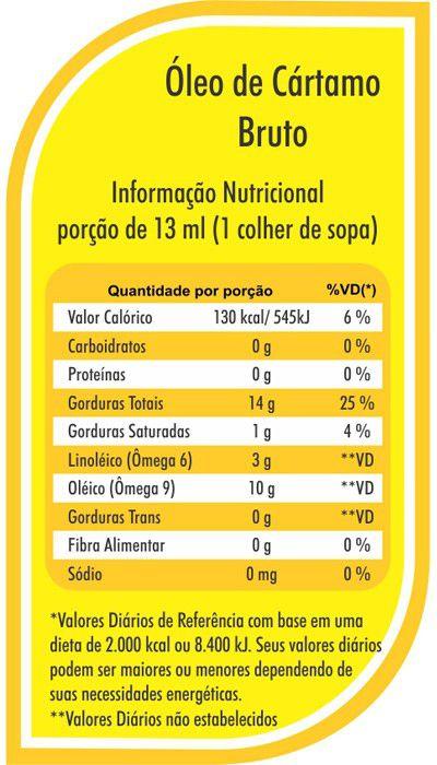 Pazze - Óleo De Cártamo 250 ml