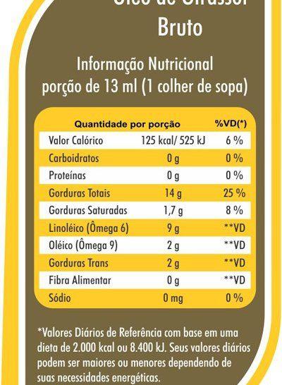 Pazze - Óleo De Girassol 250 ml