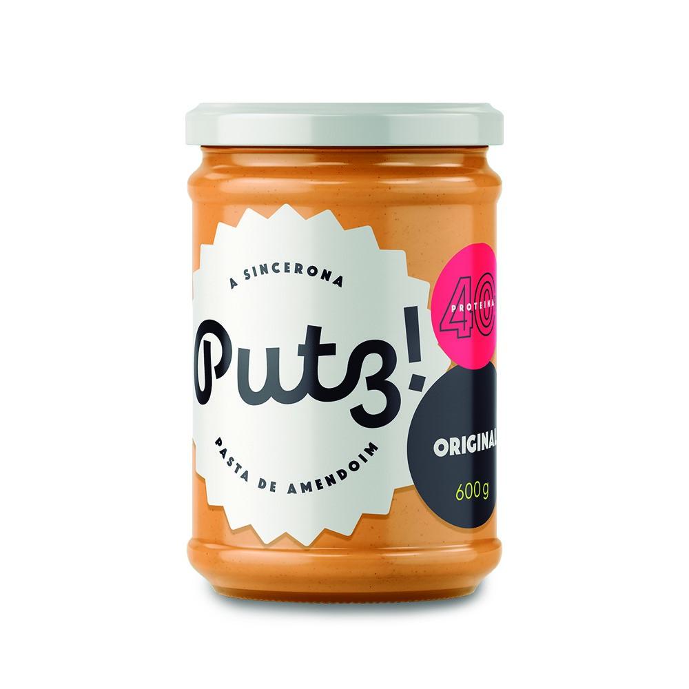 Putz- Pasta de Amendoim Original 600g