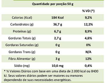 Quinoa Real Grão 100g