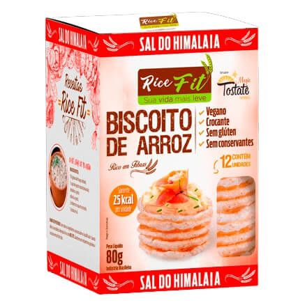 Ricefit Sal do Himalaia (80g.)