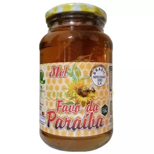 Sabiá - Favo Da Paraíba 680g
