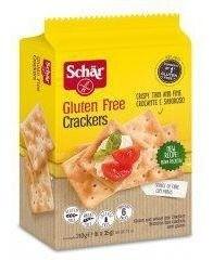 Schär - Biscoito Cracker s/ Glúten 210g