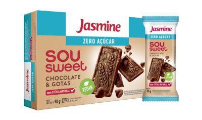 Sou Sweet Chocolate e Gotas- Jasmine (90g.)