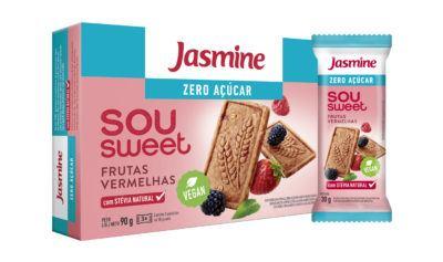 Sou Sweet Frutas Vermelhas- Jasmine (90g.)