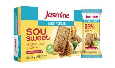 Sou Sweet Maracujá e Chia- Jasmine (90g.)