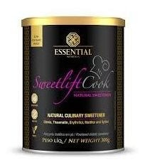 Sweetlift Cook Adocante Natural Lata 300g - ESSENTIAL