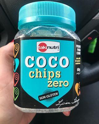 Takinutri - Coco Chips Zero 60g