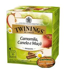 Twinings - Chá Camomila, Canela e Maça 15g