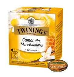 Twinings - Chá Camomila, Mel e Baunilha 15g