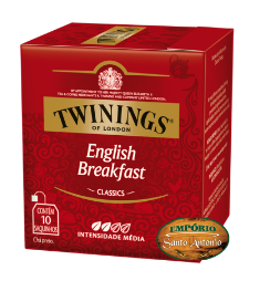 Twinings - Chá English Breakfast 20g