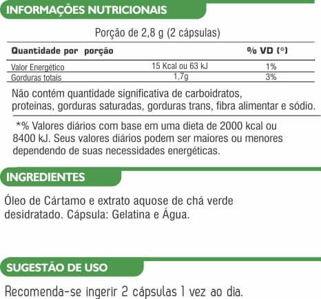Upnutri - Chá Verde 1000mg
