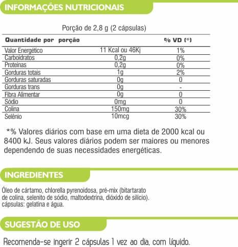 Upnutri - Clorella 1000mg