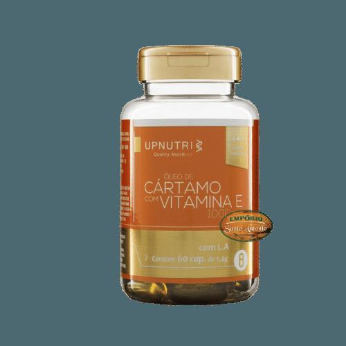 Upnutri - Óleo De Cártamo Com Vitamina E 1000mg